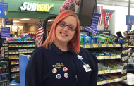 Moving and a grooving: Missy McFarland takes position at Massillon Walmart