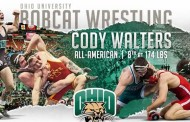 Vic's Corner: Congratulations to Macedonia's Own Cody Walters!