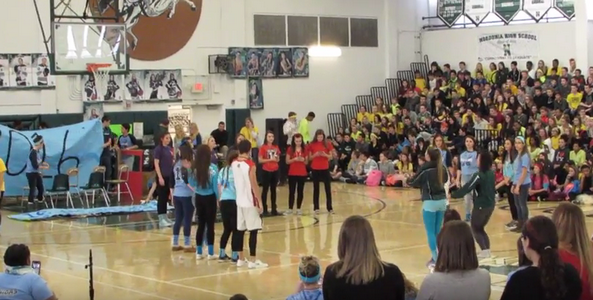 Nordonia High School Lip Sync