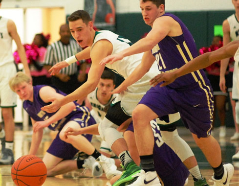 Vic's Corner: Nordonia Knights 2015-16 Boy's Basketball Rebuilding For the Future