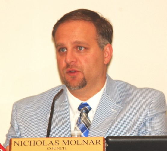 From Macedonia Mayor Nick Molnar to Residents of Macedonia