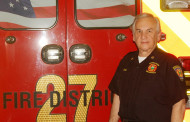 Vic's Corner: Fire District News