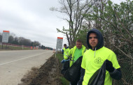 Macedonia Fix-Up Clean-Up Arbor Day April 23, 2016
