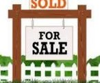Area Property Sales July 1 - July 26