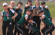 Vic's Corner:  Nordonia Lady Knights Capture 3rd Straight District Title!