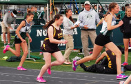 Vic's Corner: Nordonia  Girls run away with  Suburban League Track Title. Boys a strong 2nd!!