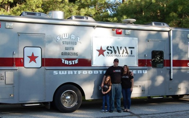 S.W.A.T. To the Food Rescue!!