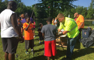 Macedonia Family Recreation Center Free Fishing Clinic