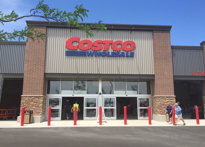 Costco Opening Day with VIDEO
