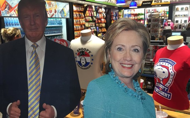 Vic's Corner: Clinton Business As Usual!