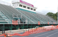Nordonia Hills City School District to Fix Stadium Retaining Wall After Discovering Faulty Construction and Design