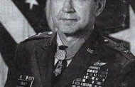 General dusts off hero's story in book