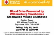 Blood Drive - Greenwood Village Clubhouse