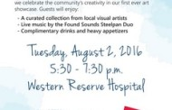 Community Art Showcase August 2nd
