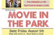 Movie in the Park - Zootopia