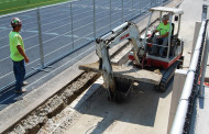 Vic's Corner: Boliantz Stadium Repair Underway!