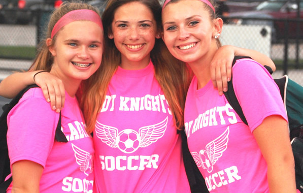 Vic's Corner: Nordonia Lady Knights soccer team shut out Bedford 7-0!
