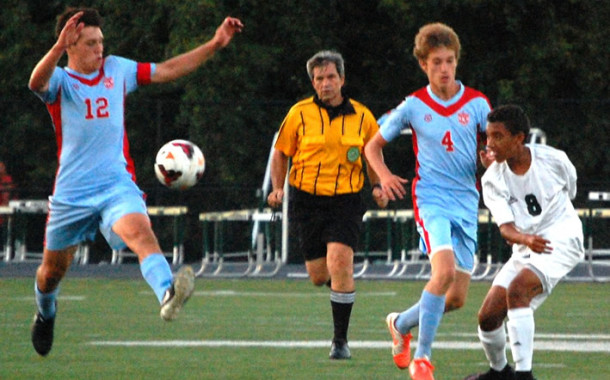 Vic's Corner: Knights lose to Kenston 2-1 in boys soccer