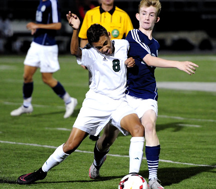 Vic's Corner: Hudson Explorers Blank Knights in Boys Soccer