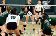 Lady Knights beat Hudson in volleyball