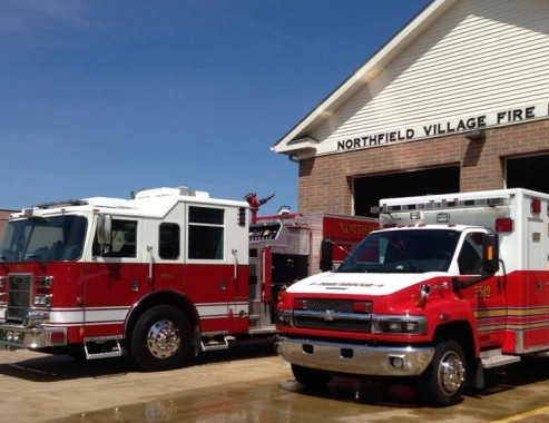 From the Village of Northfield Fire Department September 2016