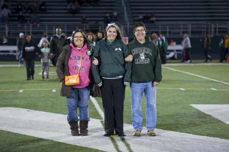 Fall Sports Senior Night (PHOTOS)