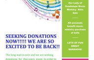 Our Lady of Guadalupe Music Ministry Seeking Donations
