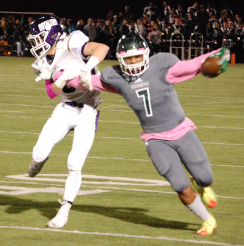 Vic's Corner: Homecoming Offensive Explosion. Knights lose 66-56 (PICTURES ADDED)