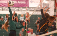 Vic's Corner: Nordonia High School Volleyball Victorious over Cuyahoga Falls!