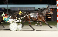 Rock Me Maby Wins $120,000 Courageous Lady At Northfield Park