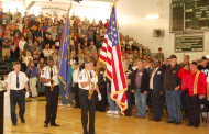 Vic's Corner: Nordonia High School Honors Veterans