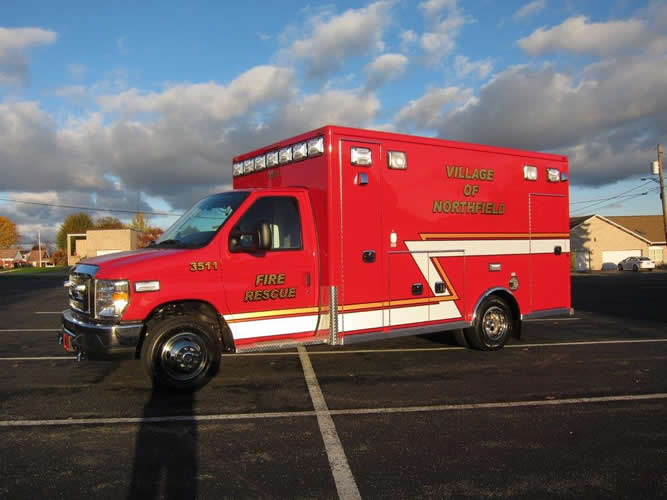 Vic's Corner: Thanks to the Northfield Village Fire Department!