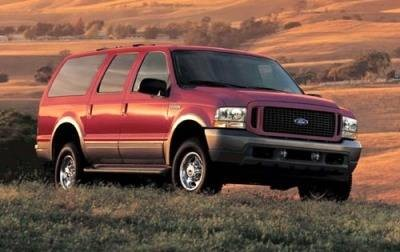 Boston Hts Village offering 2004 Ford Excursion for sale