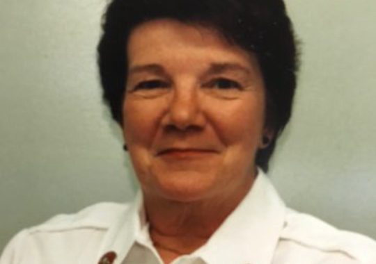 Vic's Corner: Macedonia's and Summit County First (1978) Female Firewoman