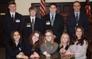 Students get a taste of the law
