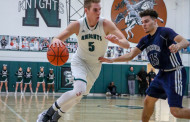 Vic's Corner: Knights Fall to Twinsburg in Overtime 56-49 in Boys Basketball