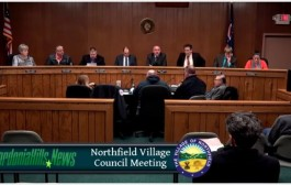 Vic's Corner: Northfield Village Council Meeting Highlights