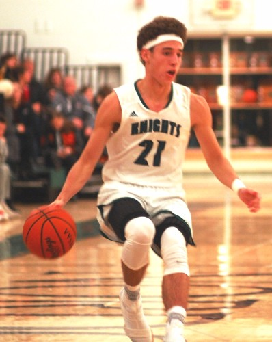 Vic's Corner: Nordonia Defeats Cuyahoga Falls in Boys Basketball 49-36