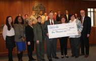 County Executive Ilene Shapiro, County Council And FirstEnergy Foundation Support The Battered Women's Shelter