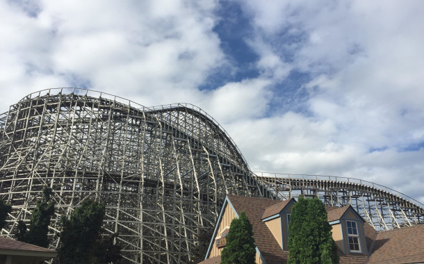 Could this coaster in New England have a clue to the fate of the Mean Streak in Cedar Point?