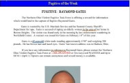 From the U.S. Marshal's Service - Update on Rape