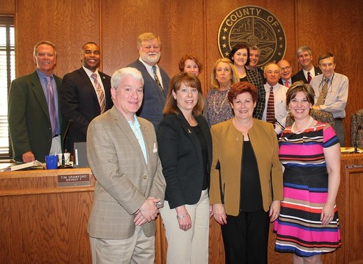 County Executive Ilene Shapiro and County Council Declare Summit County Autism Friendly – First in State