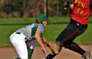 Vic's Corner: Lady Knights Lose to Brecksville in Softball