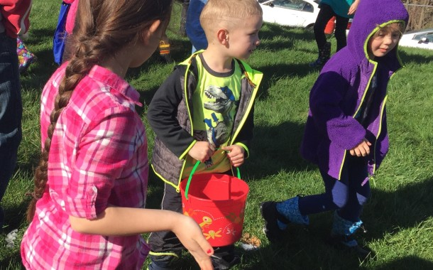 Northfield Village Easter Party at Smith Park