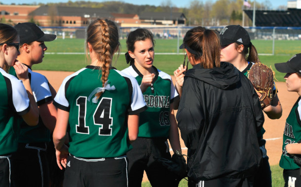 Vic's Corner: Nordonia Lady Knights Comeback to win 11-9 against Columbia