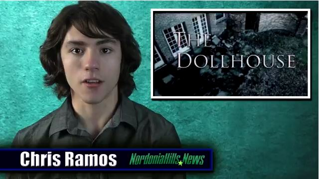Chris Ramos Talks about the Movie The Dollhouse