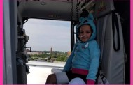 Tessa Update: Air Bear the life flight helicopter