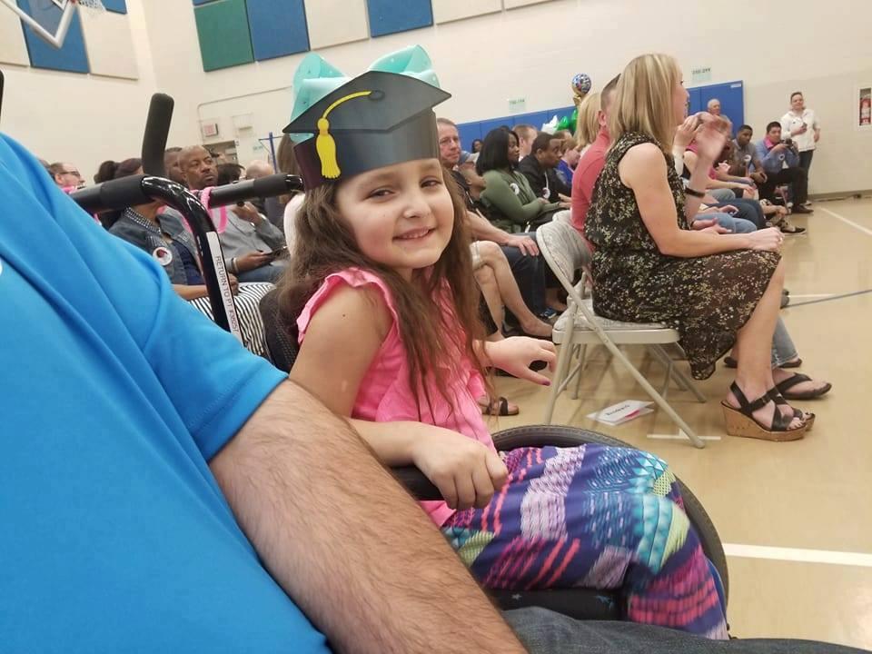 Tessa's Kindergarten Graduation