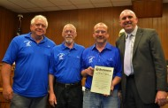 Vic's Corner: Northfield Moose Lodge Celebrates 50 year Anniversary receiving Proclamation