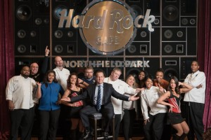 Mark and Hard Rock Team 3